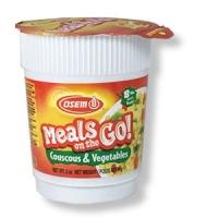 Instant-Mahlzeit Couscous mit Gemüse, 84 g