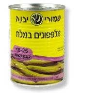 Eingelegte Gürkchen in Salzlake, Dose, 540 g