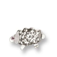 Wollschäfchen aus Sterlingsilber