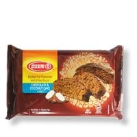 Schoko-Kokos-Kuchen, koscher für Pessach