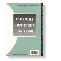 Verbentabelle - Tabellen der hebräischen Verben