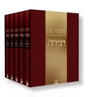 Die Tora. In jüdischer Auslegung. Gunther W. Plaut (Hrsg.)