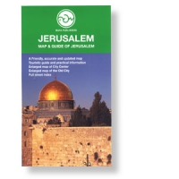 Stadtplan Jerusalem