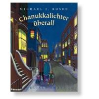 Chanukkalichter überall - Illustriertes Kinderbuch