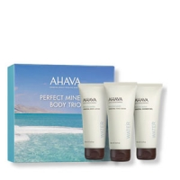 Perfect Mineral Body Trio mit je 100 ml Duschgel, Bodylotion, Handcreme - Angebot