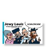 Jewy Louis, Comics des Zeichners, Ben Gershon
