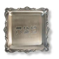 Mazza-Teller aus Metall