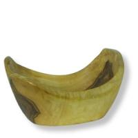 Olivenholzschale - leicht beschädigt