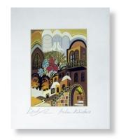Jerusalem: Bogen und Fenster