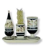 Hawdala-Set aus feiner Keramik