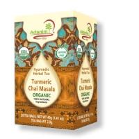 Kurkuma-Bio-Chai - Gewürztee nach indischer Tradition