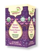 Bio-Tee mit Passionsfrucht und Carob